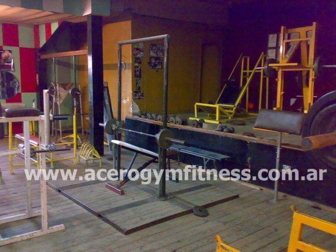 Gym rústico #3 Gimnasio Acero Gym (Chris EP) General Roca – Río Negro