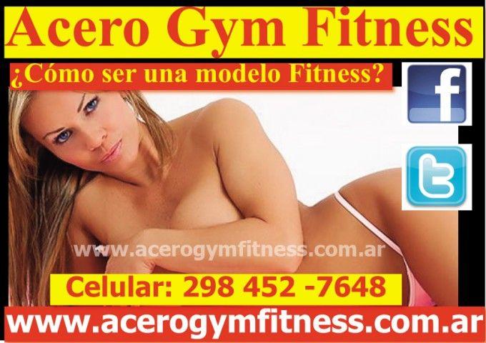 Gimnasio Acero Gym (Chris EP) **General Roca – Río Negro**