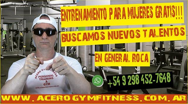 fit-center-general-roca-entrenamiento-mujeres-acero-gym-inauguro.