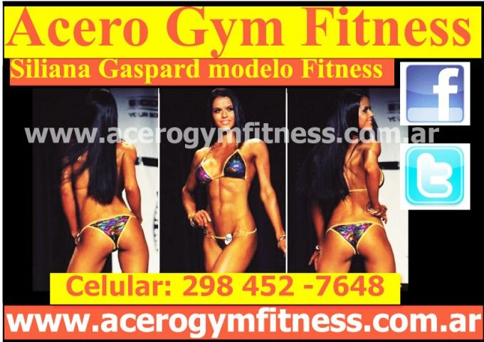 Gimnasio Acero Gym (Chris EP) General Roca – Río Negro