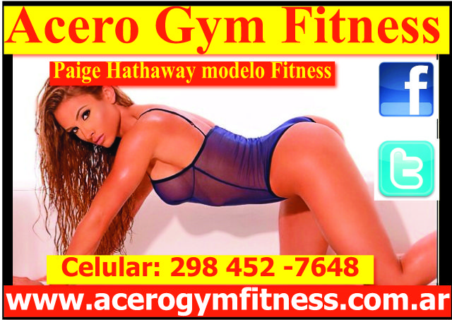 Paige Hathatway modelo Fitness