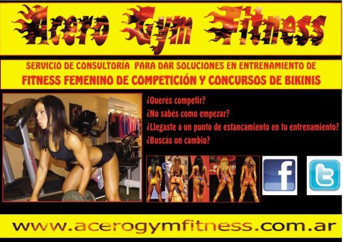 Gimnasio Acero Gym (Chris EP) General Roca – Río Negro