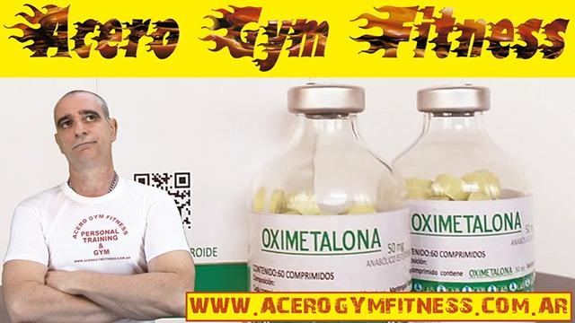 oximetalona-1-acero