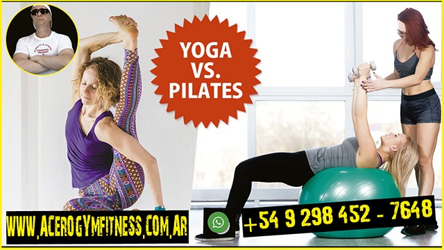 Pilates Vs. Yoga diferencias y semejanzas