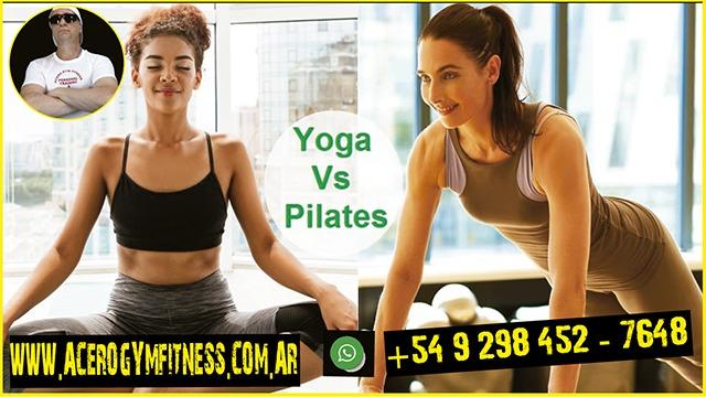 Pilates Vs. Yoga diferencias y semejanzas